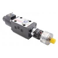 Безопасные клапаны ATOS прямого, пилотного управления и картриджного исполнения